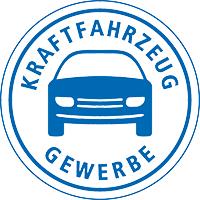 Logo KfZ-Gewerbe